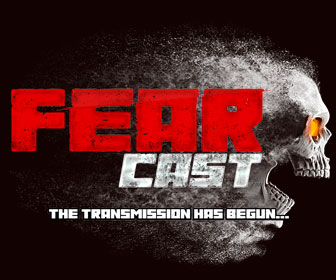 FearCast Horror Website