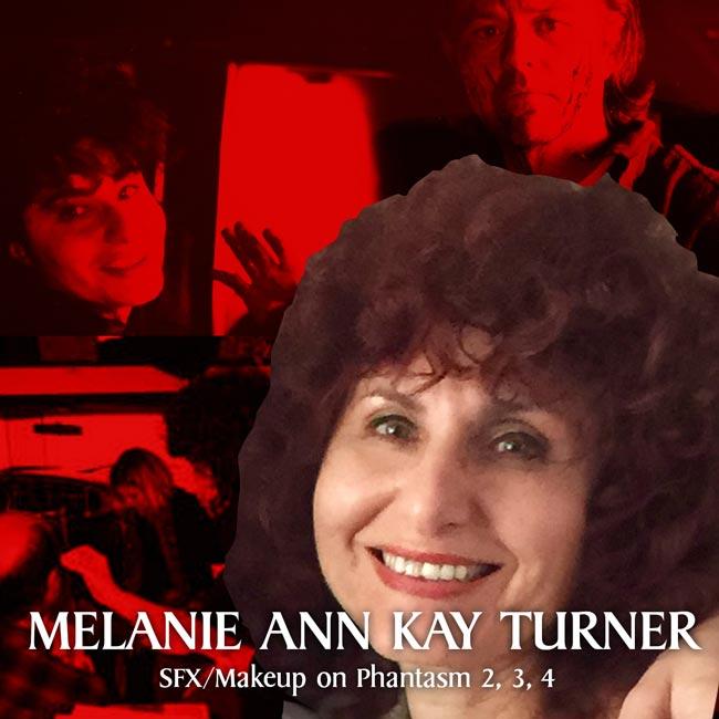 Melanie Ann Kay turner