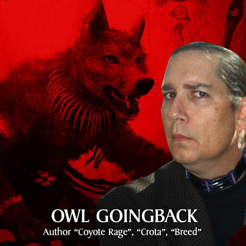 Owl Goingback author