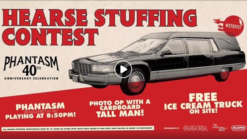 hearse Stuffing